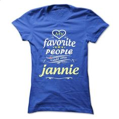 My Favorite People Call Me jannie- T Shirt, Hoodie, Hoo - #style #awesome t shirts. PURCHASE NOW => https://www.sunfrog.com/Names/My-Favorite-People-Call-Me-jannie-T-Shirt-Hoodie-Hoodies-YearName-Birthday-Ladies.html?id=60505