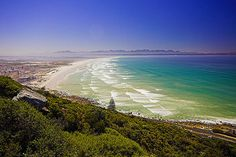 South Africa - Western Cape - Muizenberg Beach - 20 best beaches in South Africa