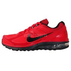 size 40 be1e8 623a5 Nike Air Max Defy RN Run Red 2014 Mens Jogging Running Shoes 1 90