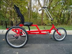 Something tricycle bachetta adult very grateful