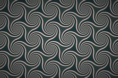 Free spiral triangle entwine wallpaper patterns