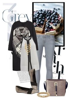 """""""Cold Sunday brunch..."""" by lindagama on Polyvore featuring Non, Barbour, Helmut Lang, Adrianna Papell and John Hardy"""