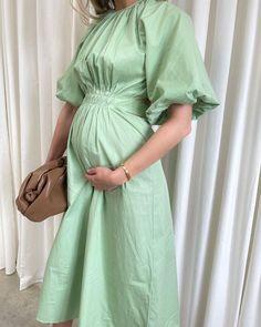 Pregnancy Fashion, Maternity Fashion, Assessment, Bump, Organic Cotton, Summer Outfits, Wrap Dress, Shirt Dress, Elegant