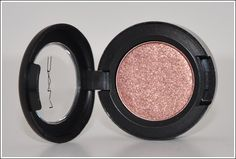 MAC Eyeshadow: Okay so this is yet ANOTHER awesome MAC eyeshadow color that retails for $18.00. This is in the color Mythology. In person it is more of a pink copper color which brings out green eyes like you wouldn't believe! You will definitely fall in love with the color if you have hazel or green eyes. I can guarantee that.