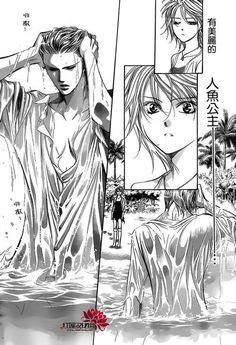 Kyoko and Kuon from skip beat!