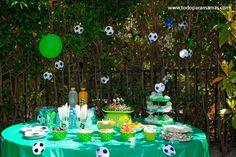 Decoración de cumpleaños para niños