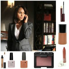 Olivia Pope's Makeup, Skin Care and Style