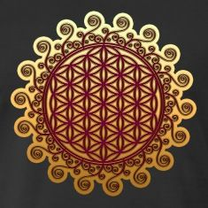 sacred geometry flower of life - Google Search