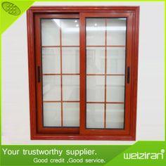 Cheap Design Aluminum Interior Horizontal Sliding Glass Windows on Made-in-China.com