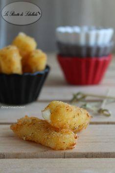 #Stick di #formaggio #ricetta #foodporn #gialloblogs