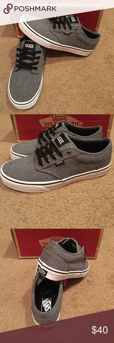 42c16ca45c Grindle Atwood Vans New in box.