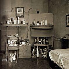 Giorgio Morandi's Home & Studio