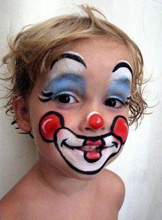 Halloween make-up ideas kids makeup