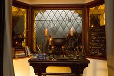 Harry had never even imagined such a strange and splendid place. It was lit by thousands and thousands of candles that were floating in midair over four long tables, where the rest of the students were sitting. These tables were laid with glittering golden plates and goblets. At the top of the hall was another …