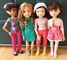 bfc ink dolls   Best Friends Club BFC Ink Doll Collection