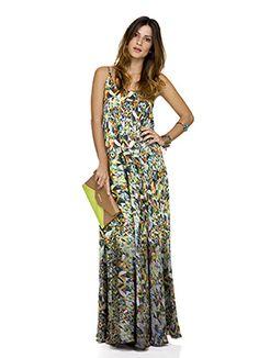 Vestido longo estampado Cantão - http://www.cashola.com.br/blog/moda/vestidos-de-verao-para-todos-os-tipos-de-corpos-402
