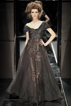 Elie Saab Fall 2008 Couture - Collection - Gallery - Style.com