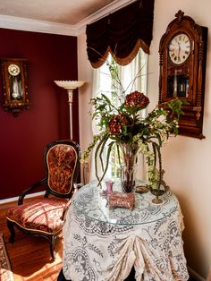 """""""antique Living Room"""" Design, Pictures, Remodel, Decor and Ideas"""