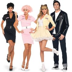 7 best pink ladies halloween costume images on pinterest costumes beauty makeup and costume ideas