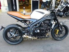 TRIUMPH SPEED TRIPLE 1050 occasion - Paris 3eme - Paris 75 - Roadster 1050 cc
