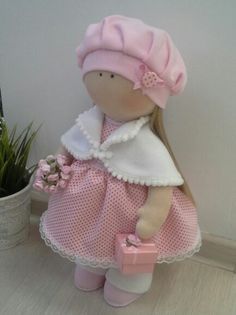 Кукла рост 38 см Творчество Марины Пенковой.