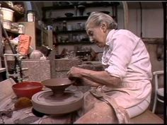 Lucie Rie Pottery - YouTube