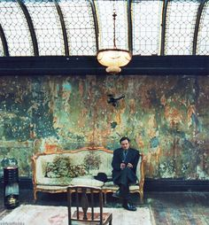 i fell in love with that wall when i first watched kings speech