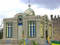 Church of Saint Mary of Zion, Aksum, Ethiopia