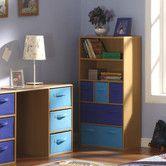 Found it at Wayfair - 4D Concepts Boy's Storage Bookcase