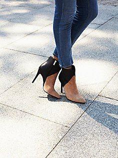East Side Heel Boot #east