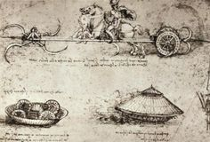 Leonardo-Da-Vinci-Military-Inventions-Sketches-Rennaissance-Print-Poster-18x13