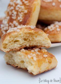 Brioche au sucre #recette #brioche #facile