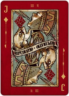 Requiem Playing Cards by Lorenzo Gaggiotti - The World of Playing Cards