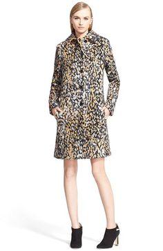 Missoni Animal Jacquard Knit Coat image