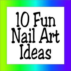 Kandy Kreations: 10 Rocking Nail Polish Designs
