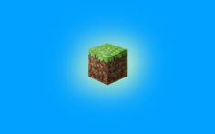 minecraft grass logo wallpaper by lynchmob10 09 d2ye19w