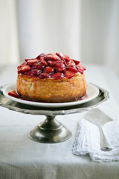 Strawberry Pie/ Tart