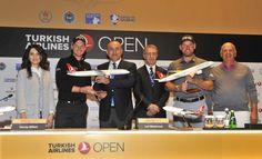 Οι καλύτεροι παίκτες του γκολφ στο Turkish Airlines Open 2016 στην Αττάλεια: Το τέταρτο Turkish Airlines Open ξεκίνησε σήμερα Πέμπτη 3…