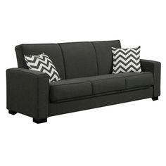 Found it at Wayfair - Athena Convertible Sleeper Sofa