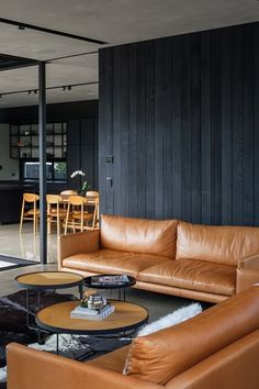 Villa gone rogue   Architecture Now Outdoor Seating Areas, Outdoor Spaces, Villa Game, Aluminium Joinery, Sliding Screen Doors, Gone Rogue, Modern Backyard, Glass House, New Builds