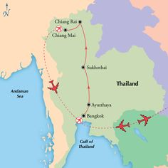 13 Day Tour of Thailand Including Airfare | Gate 1 Travel - More the World For Less!