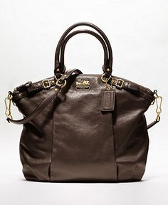 every color please. cannot have enough Coach purses