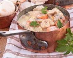 Blanquette de veau traditionnelle…