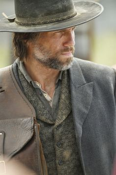 Picture: Anson Mount in 'Hell on Wheels.' Pic is in a photo gallery for Anson Mount featuring 63 pictures. Westerns, Anson Mount, Hell On Wheels, A Writer's Life, The Way He Looks, Le Far West, Cowboy And Cowgirl, Old West, Favorite Tv Shows