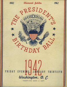 President's Birthday Ball