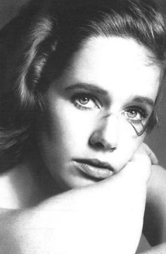 Liv Ullmann by Richard Avedon Is the cinema more important than life?