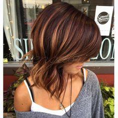 "Gabrielle Frosinos on Instagram: ""Autumn is coming...  #hairbysirengabrielle #sirensalon #asirenslifeforme #vancouverhair #portlandhair #pdxhair #balayage #colormelt #modernsalon #braidsandbalayage #thebusinessofbalayage #hef #americansalon #beautylaunchpad #ombre #autumnhair #fallhair #joico #hairshake"""