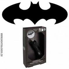 Lampe Torche Batman Projection