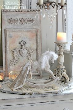 Perfect French Shabby Chic Interior Design – Shabby Chic Home Interiors Shabby French Chic, Shabby Chic Français, Shabby Chic Zimmer, Shabby Chic Interiors, French Decor, Vintage Shabby Chic, French Country Decorating, Shabby Chic Furniture, Casa Magnolia