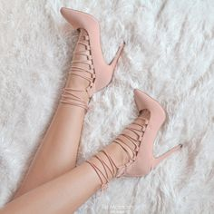 Queen Pink: so in love with my new heels <3  ♡ more PINK posts like this here ♡